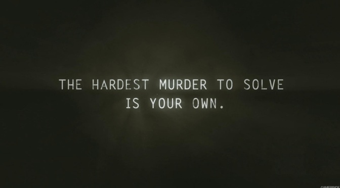 SOLVE YOUR OWN MURDER