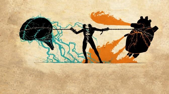 ΚΑΡΔΙΑ VS ΜΥΑΛΟ: ΔΥΟ ΑΙΩΝΙΟΙ ΑΝΤΙΠΑΛΟΙ
