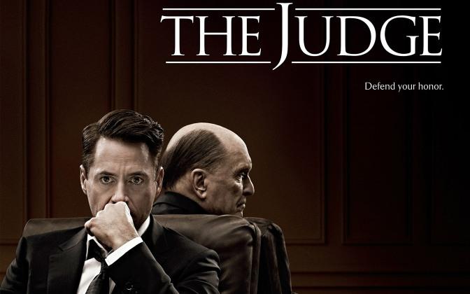"""THE JUDGE"": ΜΙΑ ΞΕΧΩΡΙΣΤΗ ΣΥΝΥΠΑΡΞΗ ΣΤΗ ΔΙΚΑΣΤΙΚΗ ΑΙΘΟΥΣΑ"